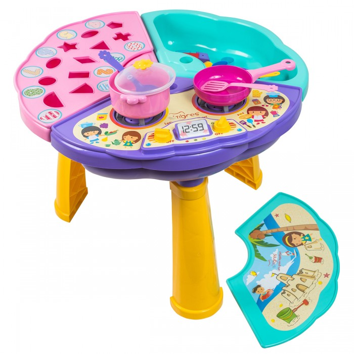 Купить Игровые центры, Игровой центр Tigres Многофункциональный игровой столик для детей
