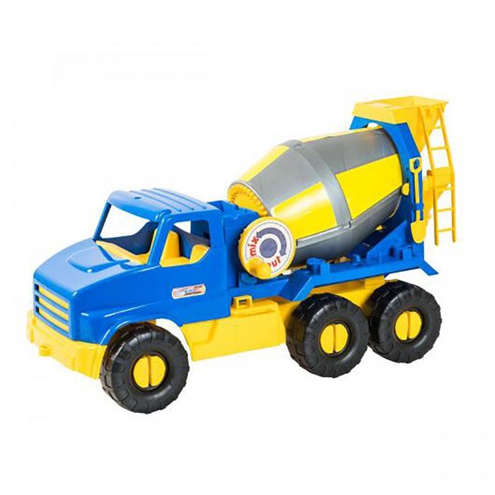 Машины Tigres City Truck Бетоносмеситель