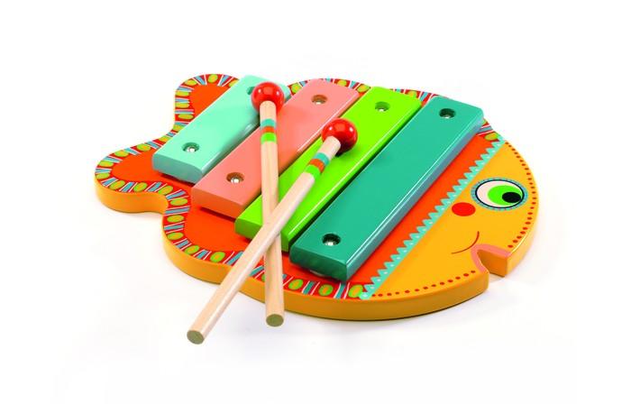 Музыкальные игрушки Djeco Ксилофон, Музыкальные игрушки - артикул:85839