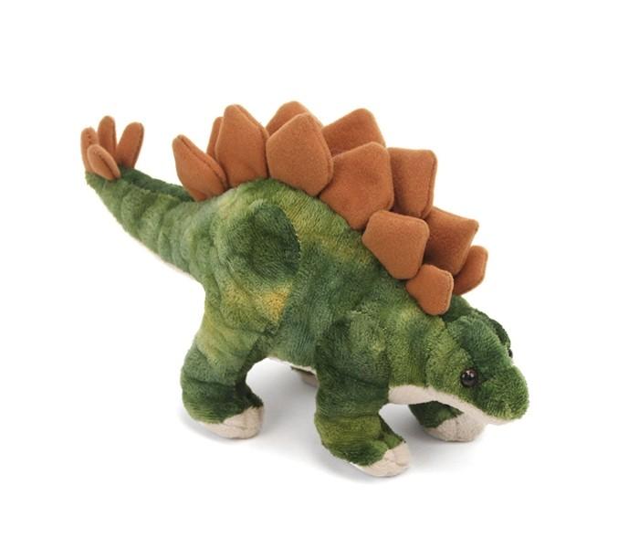 Картинка для Мягкие игрушки Wild Republic Plush динозавр Стегозавр 25 см
