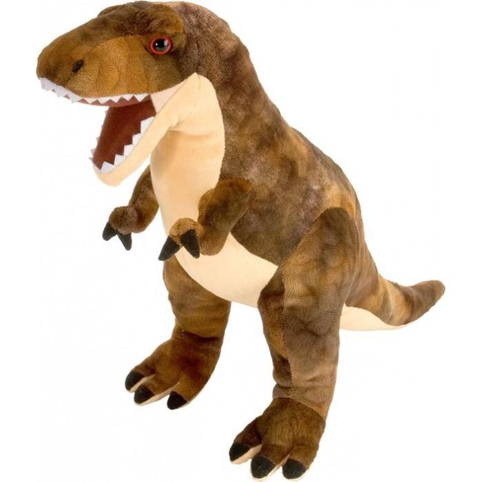 Картинка для Мягкие игрушки Wild Republic Plush динозавр Тиранозавр 25 см