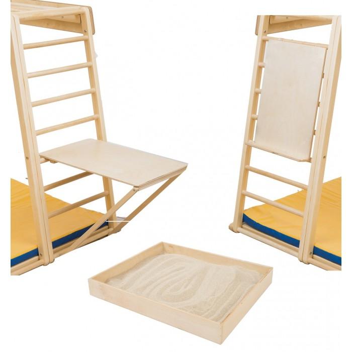Кинетический песок Kidwood Набор для творческого развития 010605