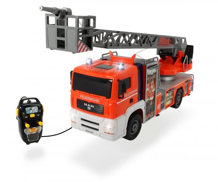 Машины Dickie Пожарная машина 50 см машина пламенный мотор volvo v70 пожарная охрана 870189