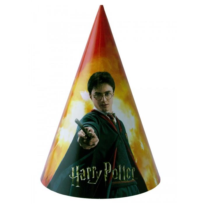 Товары для праздника Nd Play Harry Potter Набор колпачков 6 шт.