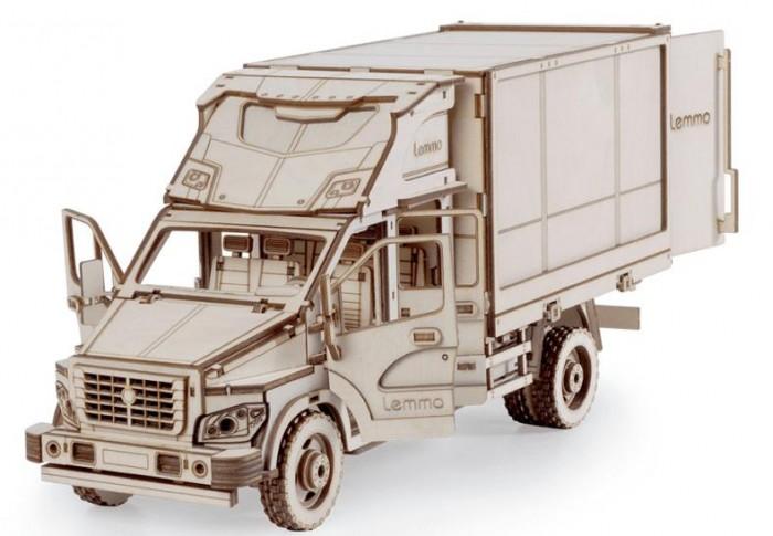 Сборные модели Lemmo 3D Фургон Лито