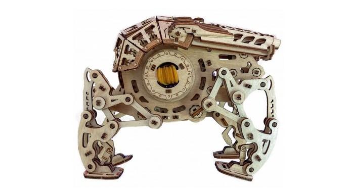 Купить Сборные модели, Uniwood Зообот механический