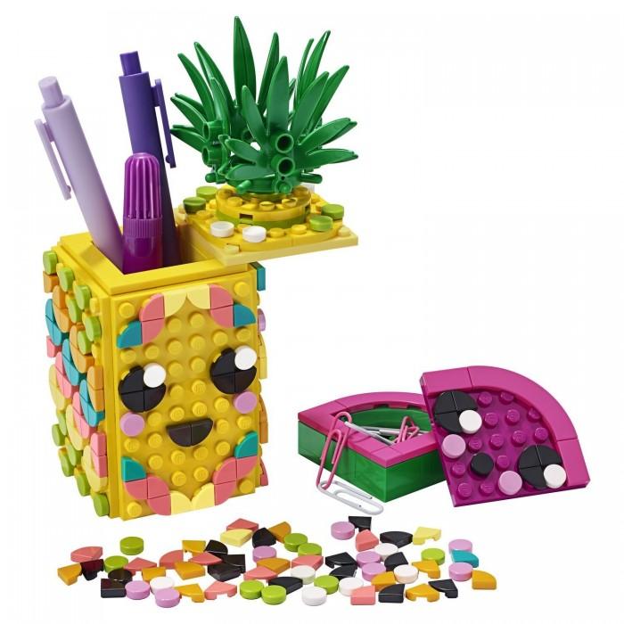Конструктор Lego DOTs Подставка для карандашей Ананас