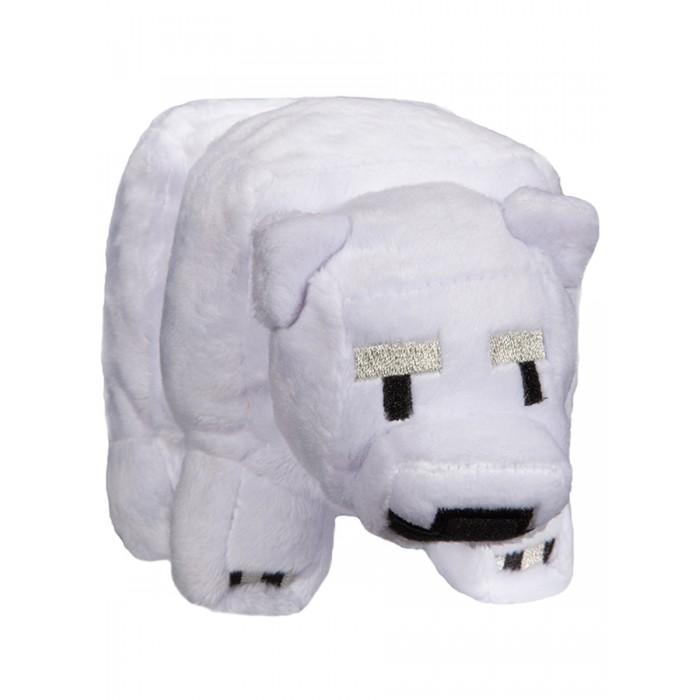 Мягкая игрушка Minecraft Small Baby Polar Bear 18 см