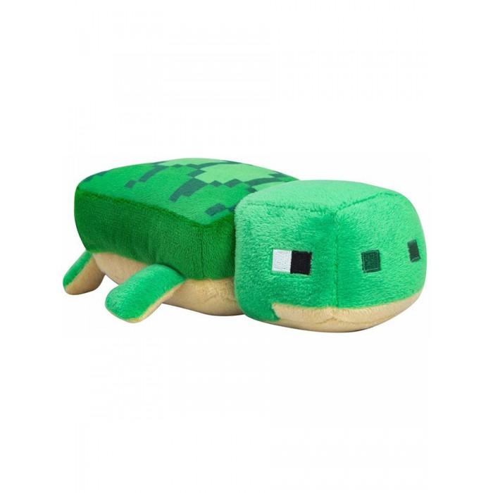 Мягкая игрушка Minecraft Happy Explorer Sea Turtle 18 см