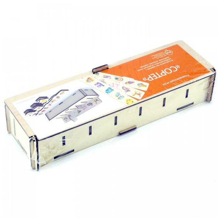 Фото - Деревянные игрушки Paremo Игровой набор Сортер деревянные игрушки paremo игровой набор чей хвост