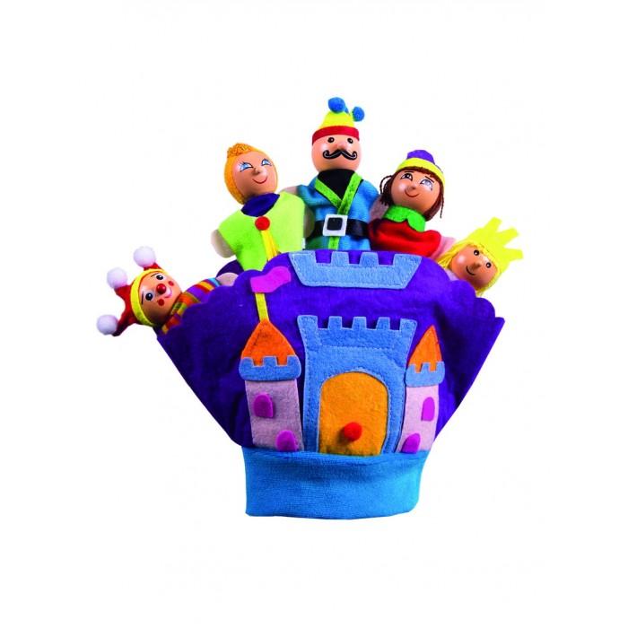 Ролевые игры Bradex Пальчиковый кукольный театр Королевство