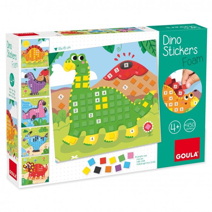 Аппликации для детей Goula Игровой набор со стикерами
