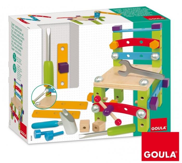 Купить Деревянные игрушки, Деревянная игрушка Goula Набор Мастерская