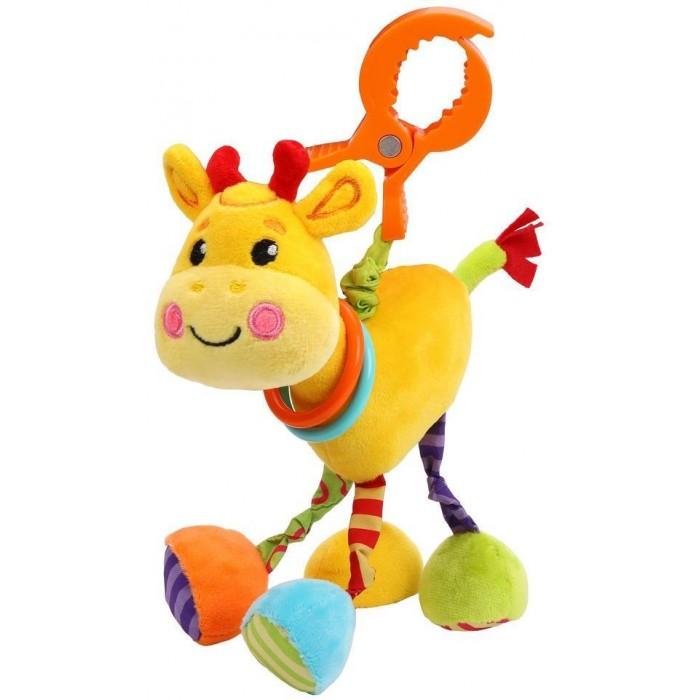 Подвесные игрушки Жирафики с вибрацией Жирафик 939711 цена 2017