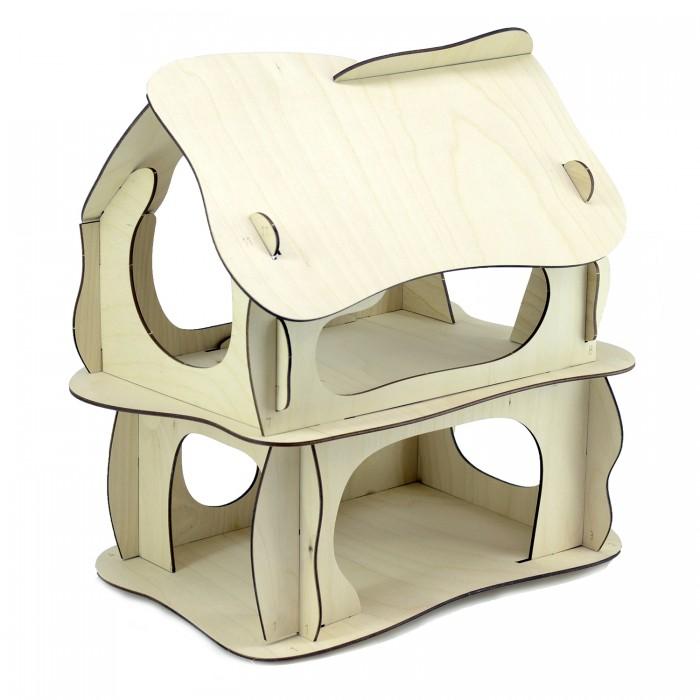 Кукольные домики и мебель Paremo Конструктор Кукольный домик Я дизайнер Сказочный