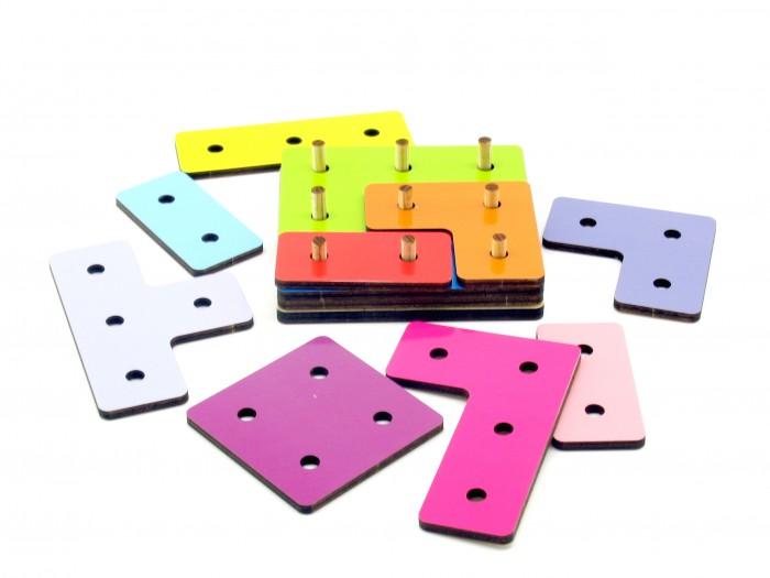 Фото - Деревянные игрушки Paremo Игровой набор Геоборд (15 элементов) деревянные игрушки paremo игровой набор чей хвост