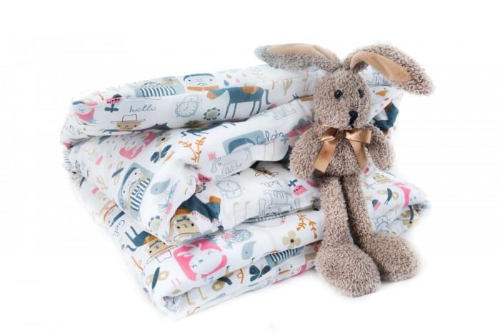 одеяла Одеяла Daisy Лошадки 110х140 см + пододеяльник