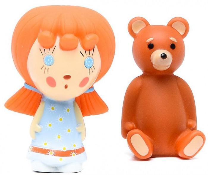 Игровые фигурки Маша и Медведь Пластизоль GT6634 маша и медведь колпак машины сказки 6 шт