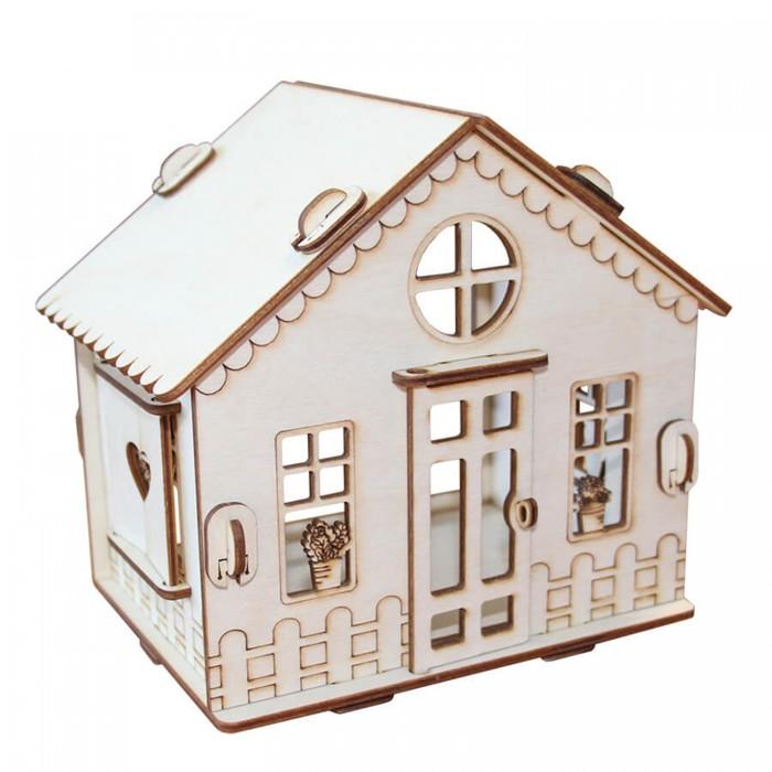 Кукольные домики и мебель Paremo Сборная игрушка Я дизайнер Дачный домик