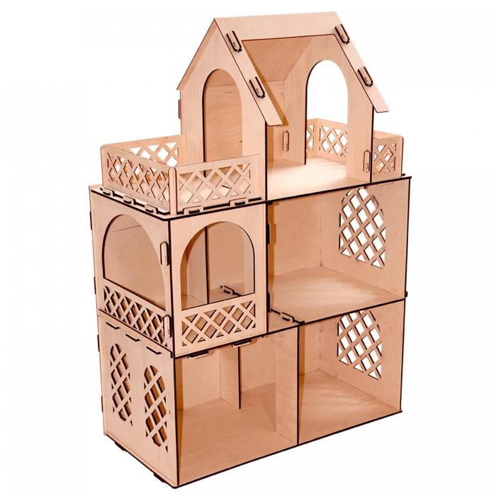 Кукольные домики и мебель Paremo Конструктор Кукольный домик Я дизайнер