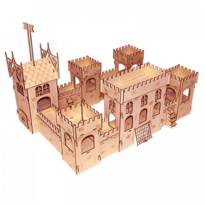 Кукольные домики и мебель Paremo Конструктор Кукольный домик Я дизайнер Замок