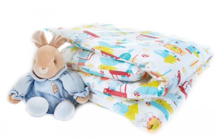 одеяла Одеяла Daisy Машинки 110х140 см + пододеяльник