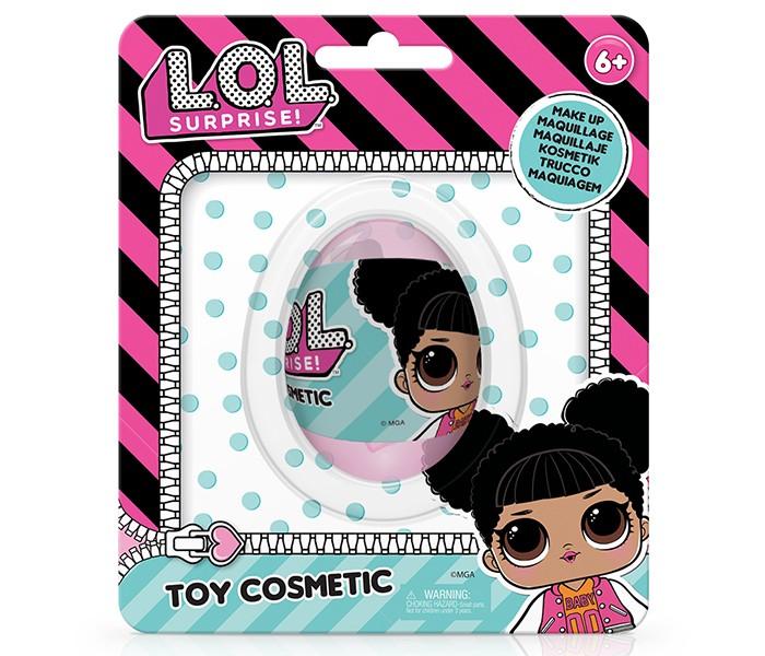 Детская косметика L.O.L. Детская декоративная косметика в маленьком яйце