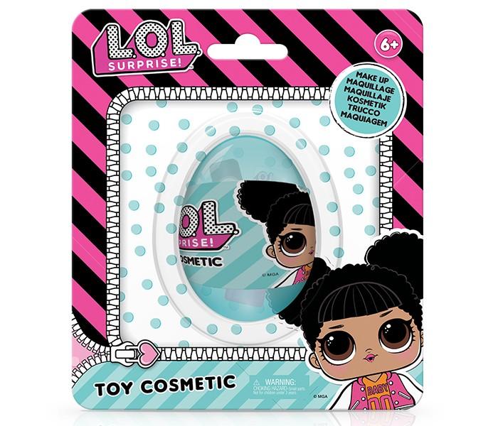 Детская косметика L.O.L. Детская декоративная косметика в среднем яйце косметика keosan