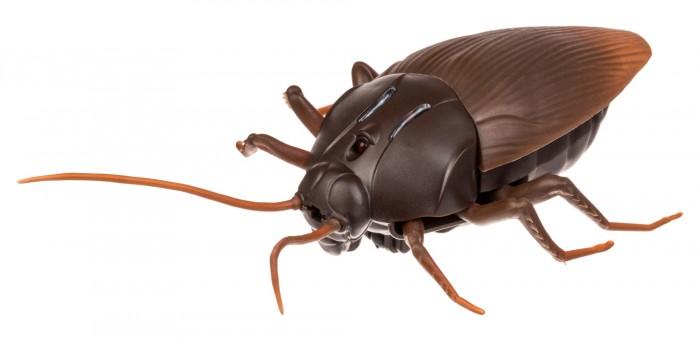 Радиоуправляемые игрушки Ocie Робо-таракан OTC0872690 роботы ocie робо ящерица с ик управлением