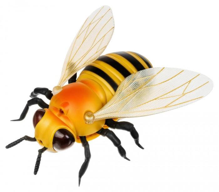 Радиоуправляемые игрушки Ocie Робо-пчела OTC0873760 роботы ocie робо ящерица с ик управлением