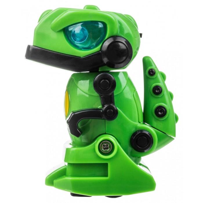 Радиоуправляемые игрушки Ocie Робот-динозавр с ИК управлением OTC0875677 роботы ocie робо ящерица с ик управлением