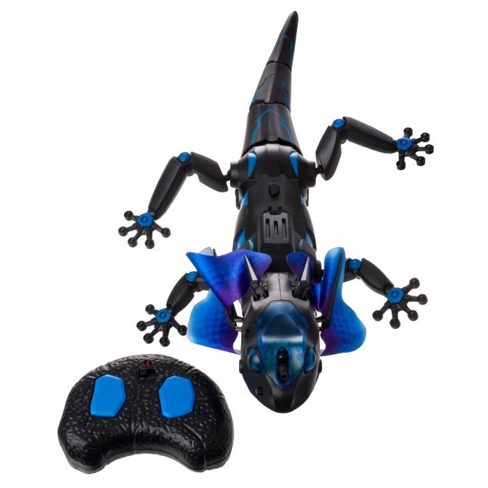 Радиоуправляемые игрушки Ocie Робо-ящерица с ИК пультом управления OTC0873761 роботы ocie робо ящерица с ик управлением