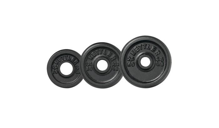 Спортивный инвентарь Kettler Диск литой 0.5 кг 7371-810 диск