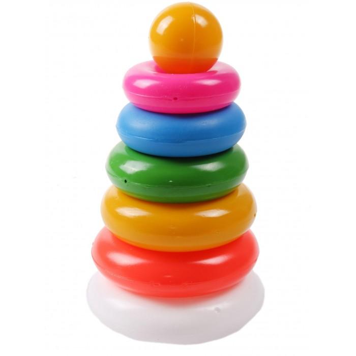 Развивающие игрушки Плэйдорадо Пирамидка Малая развивающие игрушки spiegelburg пирамидка baby gluck