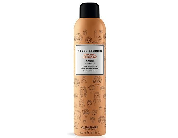 Косметика для мамы Alfaparf Лак для волос сильной фиксации Original hairspray 300 мл