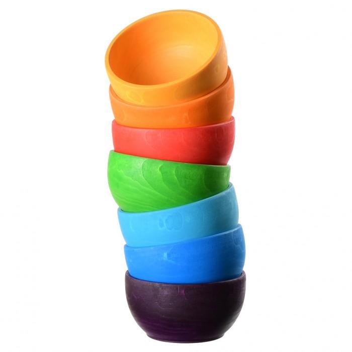 Развивающая игрушка Букарашка Лукошки для сортировки 12 см фото