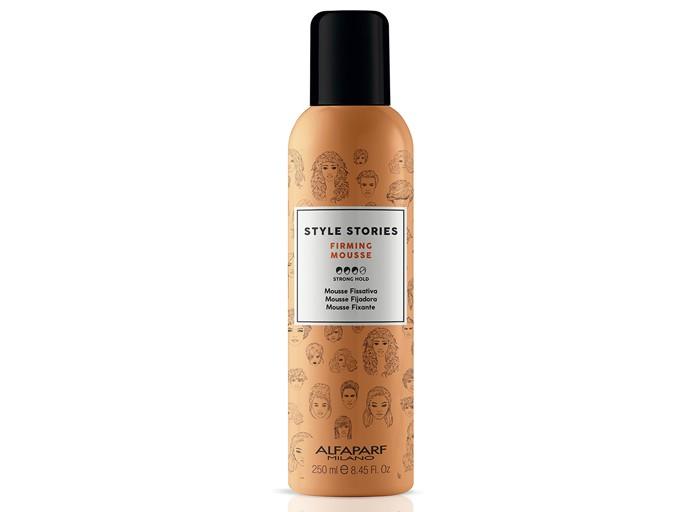 Косметика для мамы Alfaparf Мусс для волос сильной фиксации Firming mousse 250 мл