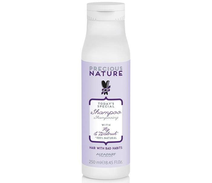 цена на Косметика для мамы Alfaparf Шампунь для волос с вредными привычками Shampoo for bad hair habits 250 мл