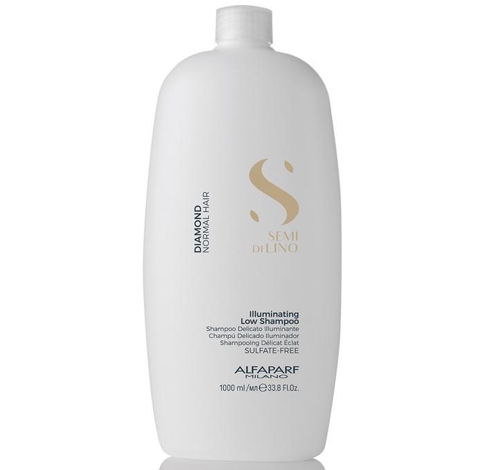 Косметика для мамы Alfaparf Шампунь для нормальных волос придающий блеск SDL D Illuminating low shampoo 1000 мл шампунь кондиционер придающий энергию для нормальных волос sensor vitalizing shampoo 200 мл