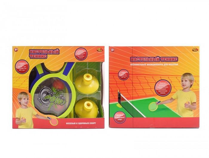 ABtoys Теннис настольный (сетка, ракетка, шарики) от ABtoys