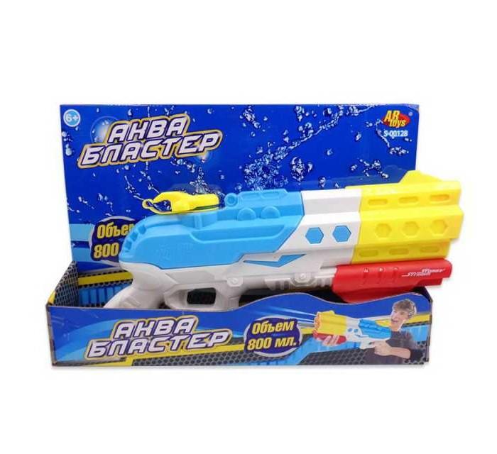 Игрушечное оружие ABtoys Водное Аквабластер 800 мл