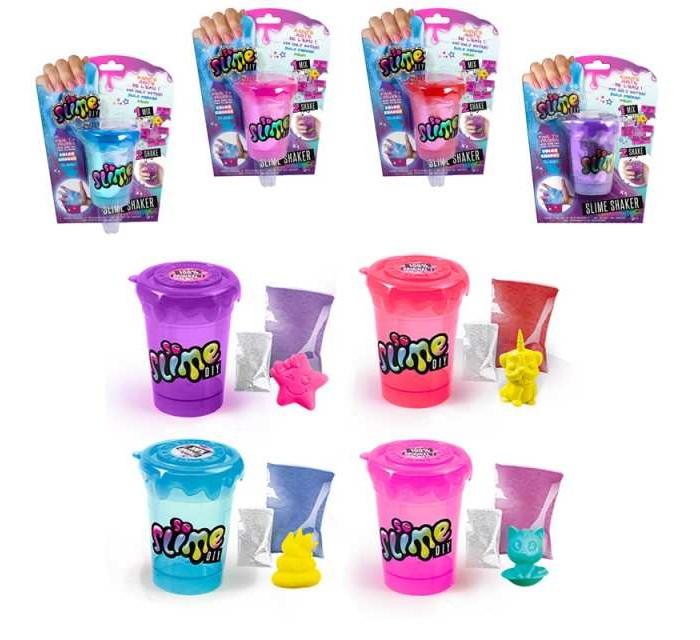 Наборы для творчества Canal Toys Набор изготовления слайма So Slime Diy