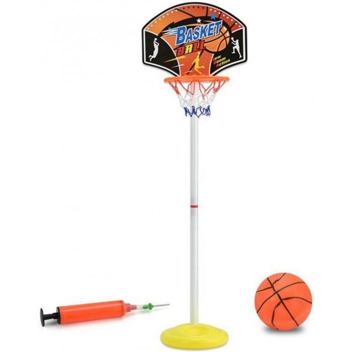 Наша Игрушка Набор напольный Баскетбол от Наша Игрушка