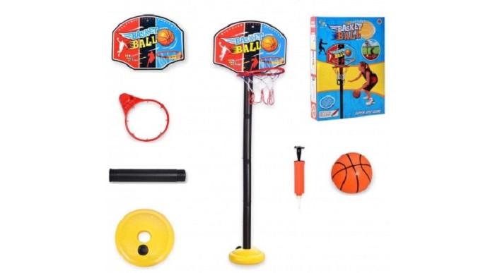 Купить Спортивный инвентарь, Наша Игрушка Набор напольный Баскетбол AT-304