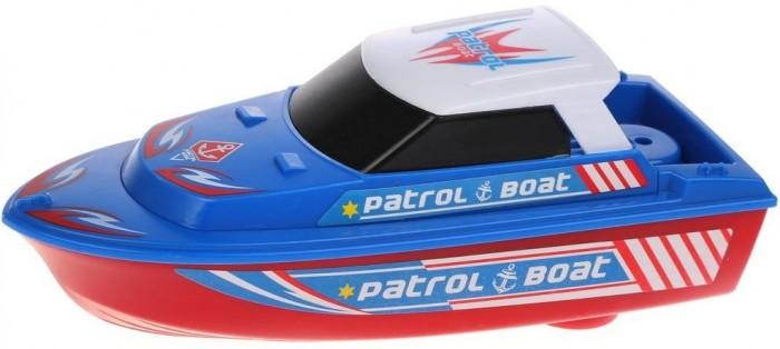 Игрушки для ванны Наша Игрушка Патрульный катер 6684