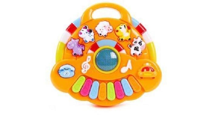 Музыкальный инструмент Наша Игрушка Пианино Е-Нотка