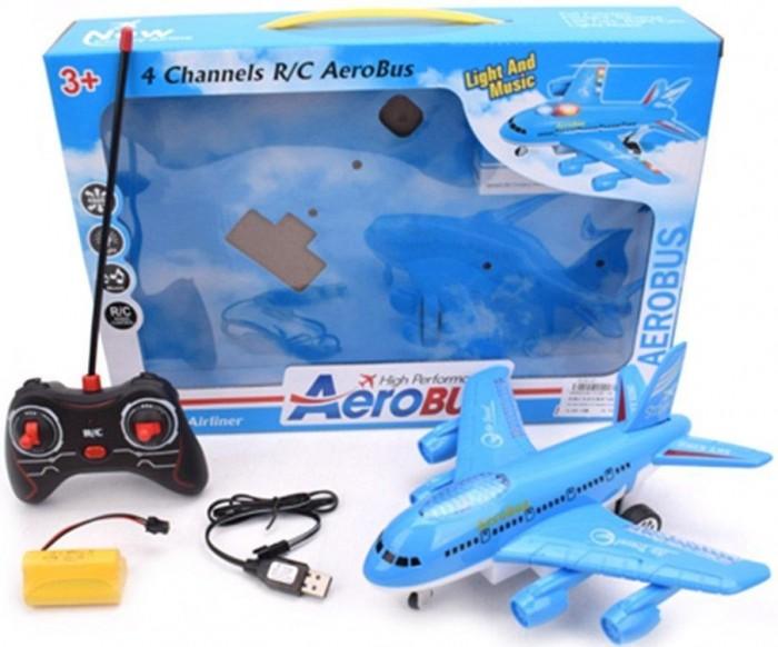 Наша Игрушка Самолет радиоуправляемый от Наша Игрушка
