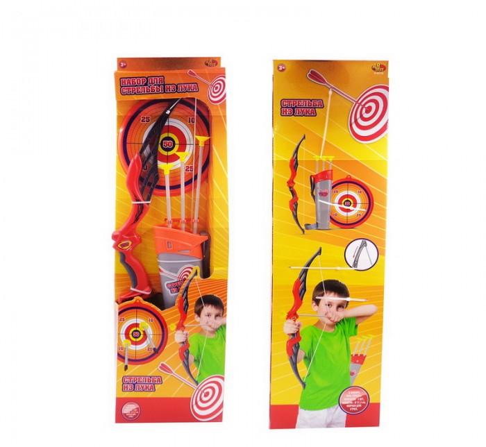 ABtoys Лук со стрелами на присосках от ABtoys