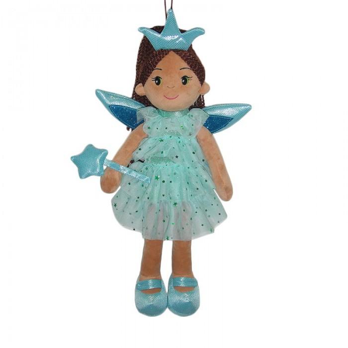 Фото - Мягкие игрушки ABtoys Кукла Фея в голубом платье 45 см мягкая игрушка abtoys кукла рыжая в голубом платье 20 см