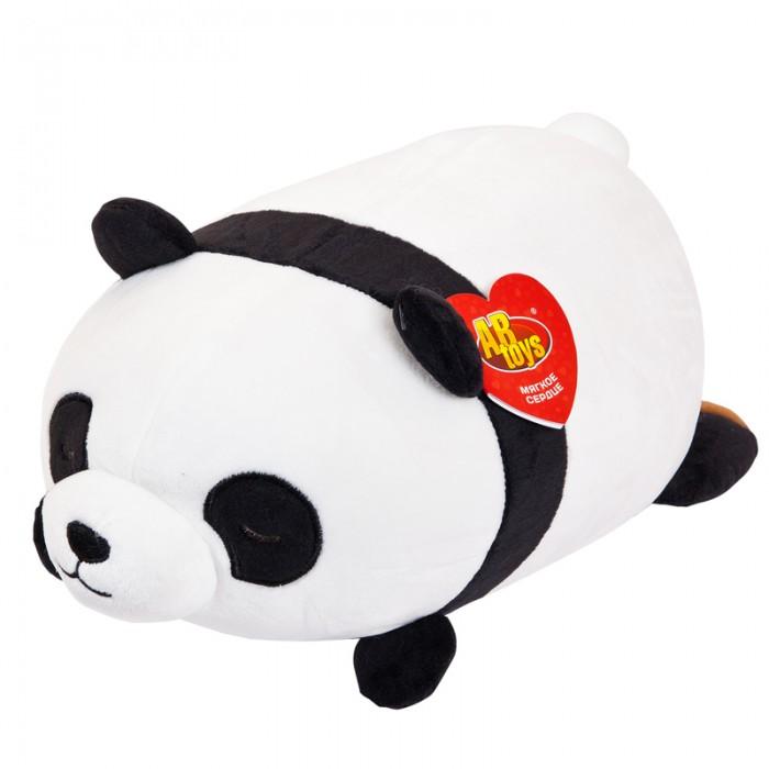 Купить Мягкие игрушки, Мягкая игрушка ABtoys Панда 27 см